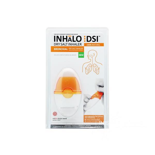 Inhalo DSI Dry Salt Bronchial Inhaler
